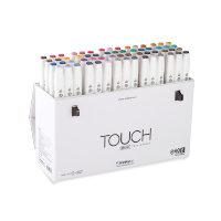 Набор TOUCH BRUSH 60 цветов (B)